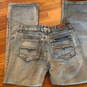 Young mens jeans size 30 waist length 32
